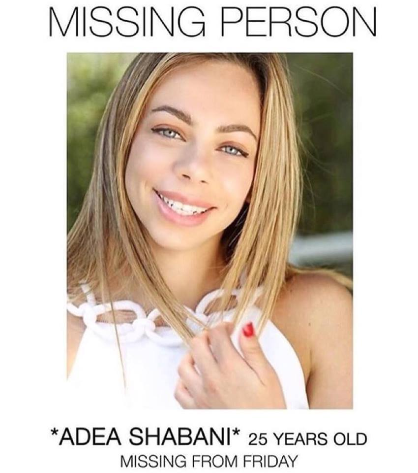 Body found in shallow grave at California wildlife preserve, believed to be missing LA actress and model, Adea Shabani: Cops